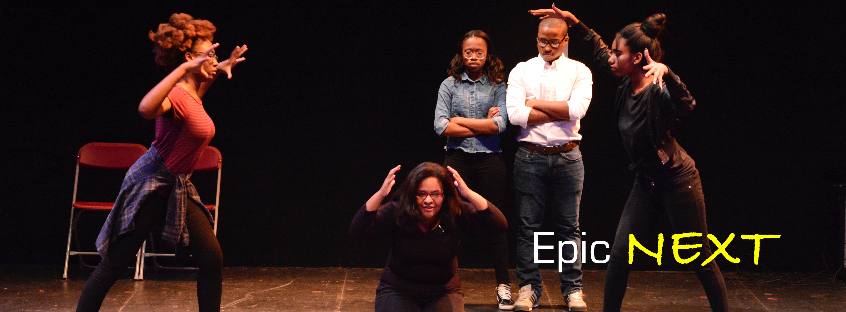 <p>Epic NEXT 2017 Tier 2 photo coverage Epic Theatre Ensemble presents Building Block: Colorful Minds Commissioned in partnership with New York Appleseed and Teachers College Laundry City Commissioned in partnership with Kupferberg Cebter for the Arts at Queens College &nbsp;</p>