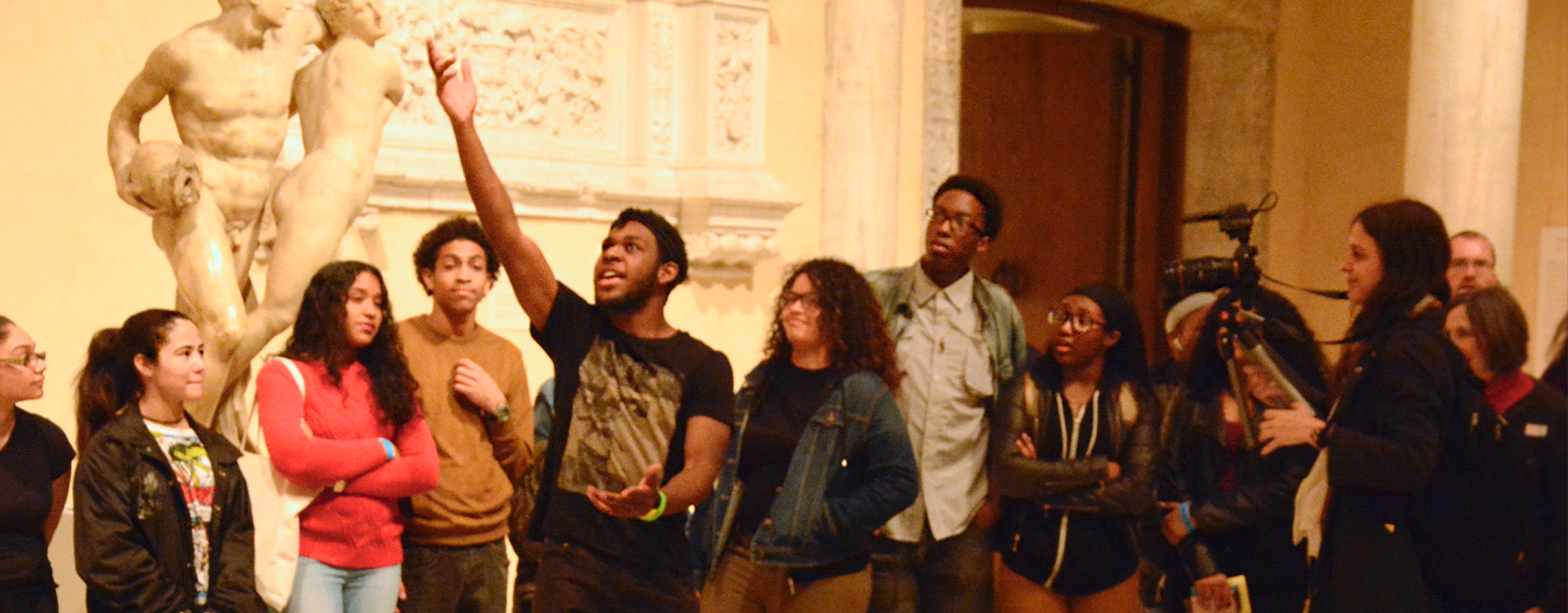 <p>Friday October 20, 5–8 pm Grab your friends and take over The Met for the night. Drop in for teen-only activities across the Museum including art making, performances, music, and more. Discover what you can also do at over 40 NYC cultural and community organizations. Doors open at 5 pm. [&hellip;]</p>