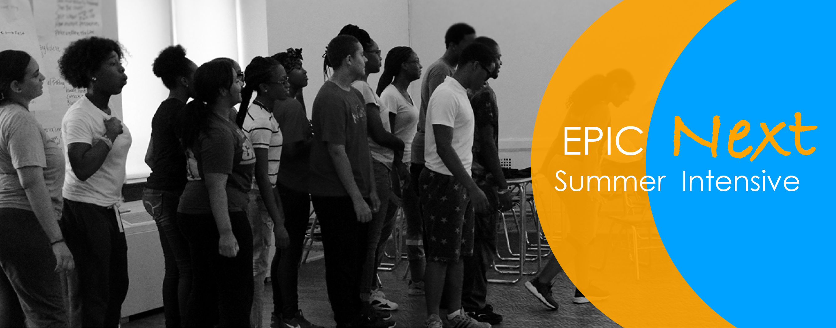 Epic Next - Epic Theatre Ensemble